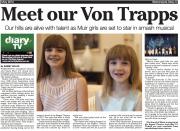 WDiary 16 Von Trapps